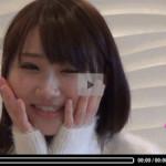 【美少女顔出し】素人娘まゆ -初脱ぎ編-