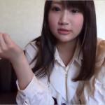 【素人オリジナル】AKBにいそうなアイドル級の自撮りオナニー