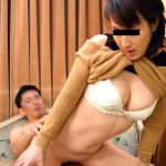【熟女無修正】森尾○美似の奥様ととことんヤリまくる 楠木沙羅