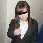 【流出無修正】リクルートスーツに身を包むヤリマン就活娘 赤堀良子
